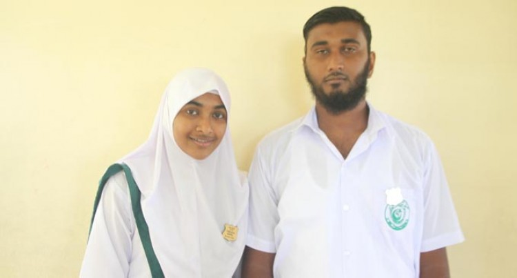 Suva Muslim College Head Prefects Ready For New Roles