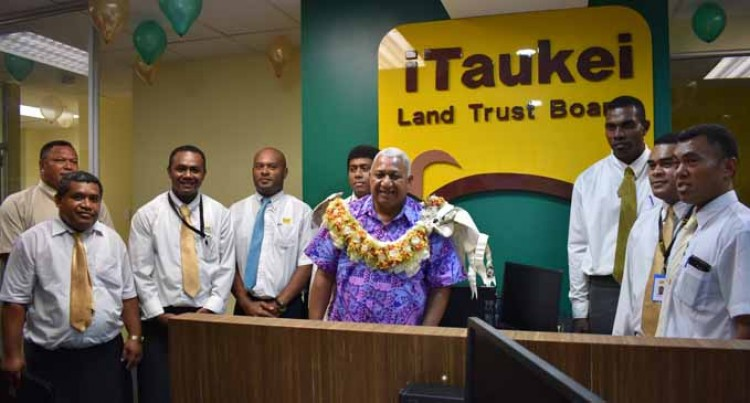 18 per cent of iTaukei land in Cakaudrove leased: PM