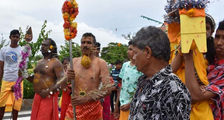 Devotees Turn Out In Big Numbers At Nadi Temple