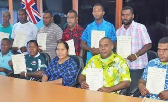 Twelve Fijian Workers Employed By New Seasonal Work Employer