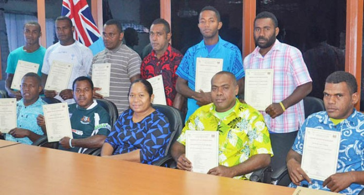 Twelve Fijian Workers Employed By New Seasonal Work Employer