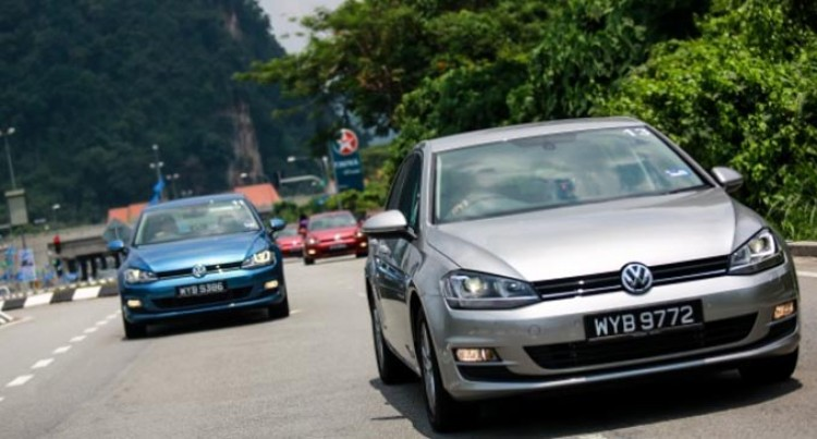 Volkswagen Golf Mk7 1.4 TSI is here!
