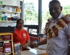 Minister Koya opens $1.5 Million Total service station in Savusavu
