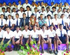50 Students Inducted As Student Leaders