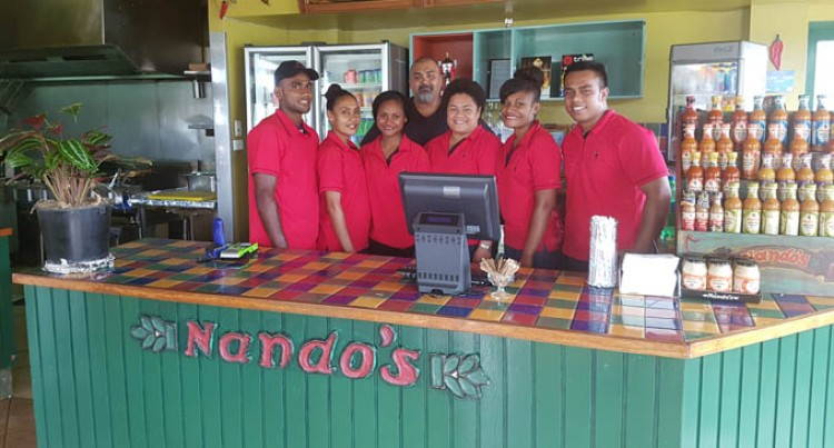 Nando's Fiji Changes Hands, Plans Growth