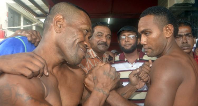 Nawai, Cakautini Vow Knockout