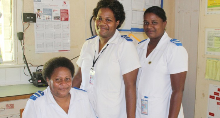 Nurse Vialani Thrives Through Challenges