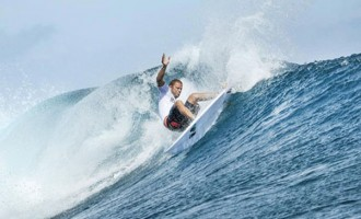Surfers Prepare For Junior Pro