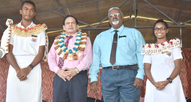 Inculcation of Leadership Skills a Must, Says Misir