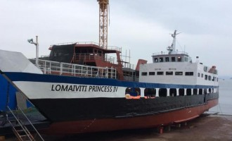 Free Maiden Voyage For Lomaiviti Princess IV