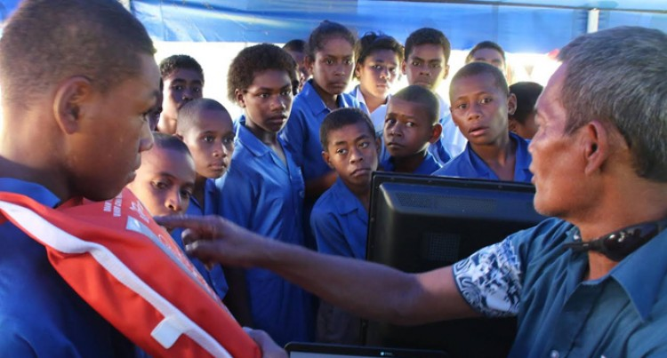 Students Learn About Maritime Career Opportunities