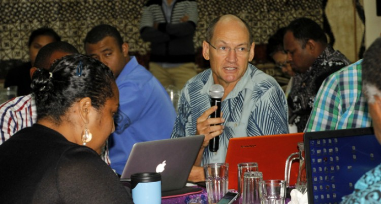 Fiji Hosts Preparatory Meeting