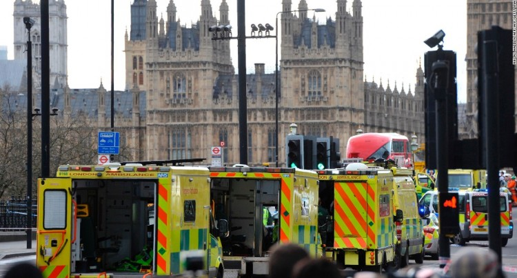 PM Voreqe Bainimarama Sends Condolences To Britain After Parliament Terror Attack