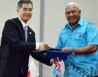 Japan Continues Support  In Winston Rehab Works