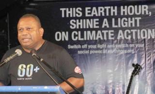 Shine The Light For Change: Seruiratu