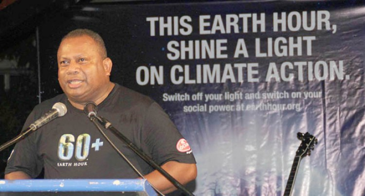 Shine The Light For Change: Seruiratu
