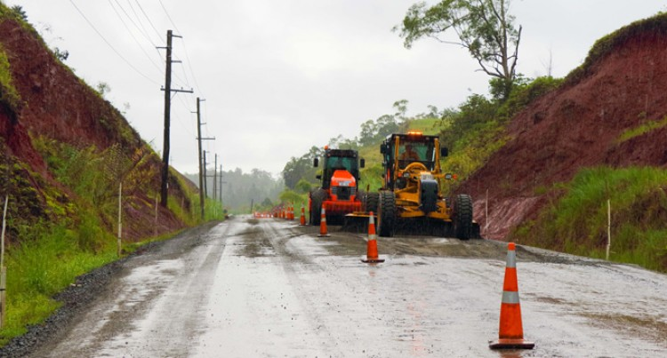 Labasa-Nabouwalu Highway Gets Attention