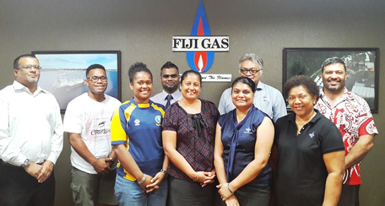 Prominent LPG Company Fiji Gas Welcomes its First Apprentices