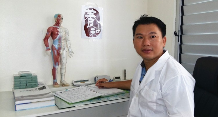 Doctor Plans Traditional Chinese Medicine Institute