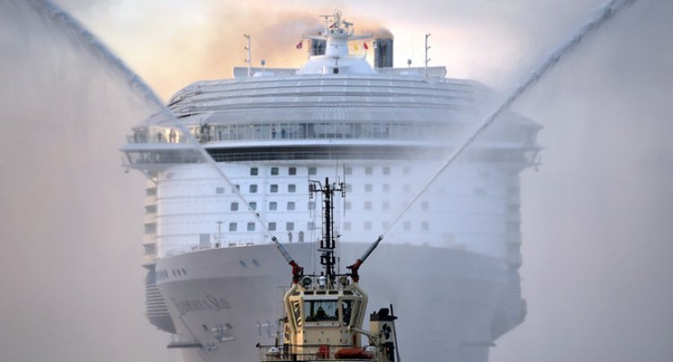 Lessons From The Grounding Of Cruise Ship