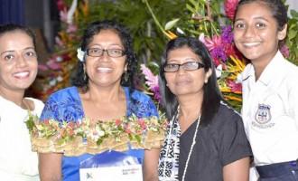 Savitri Plans Own Kindergarten