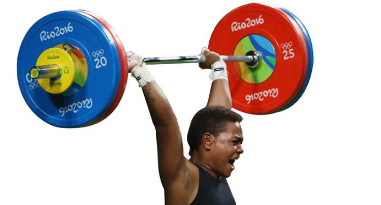 Weightlifters for Australian Open