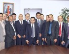 A-G meets with High-Level Nepalese Government Officials