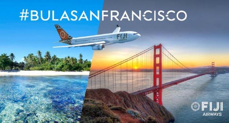 Fiji Airways Now Flies To San Francisco Year Round