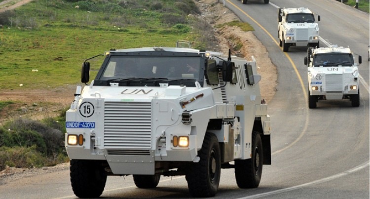 Bushmasters Head to Golan