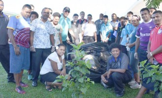 Airports Team Leads Dengue Fight Campaign