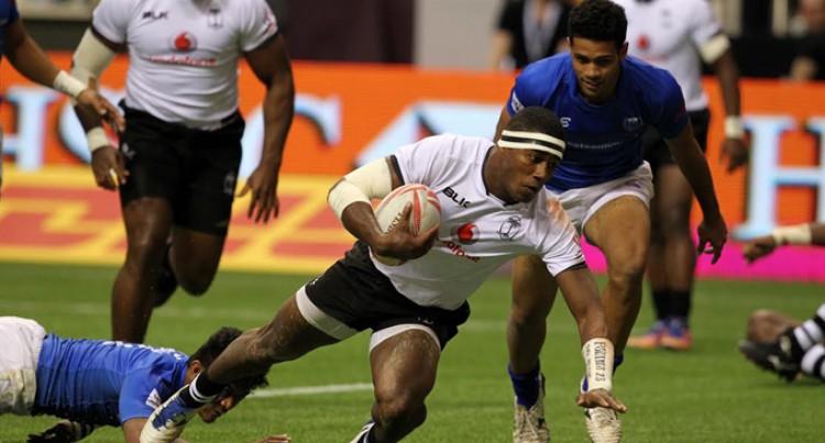 Nasoko Shines For Fiji