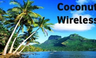 Coconut Wireless, 24th March 2017