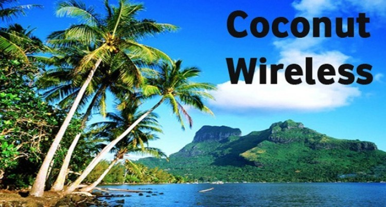 Coconut Wireless, 24th March 2017