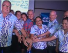 Credit Corporation (Fiji) Marks 25th Anniversary, Thanks Staff