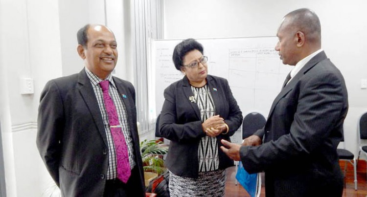 Access To Information A Challenge For Fiji Higher Education Commission