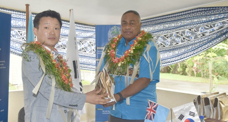 Equipment Boost For Fisheries