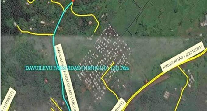 Davuilevu Farm Rd closed today