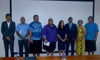 Fiji Commerce  Commission hosts Samoan delegation