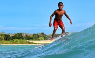 Regional Surfers Here For Junior Pro