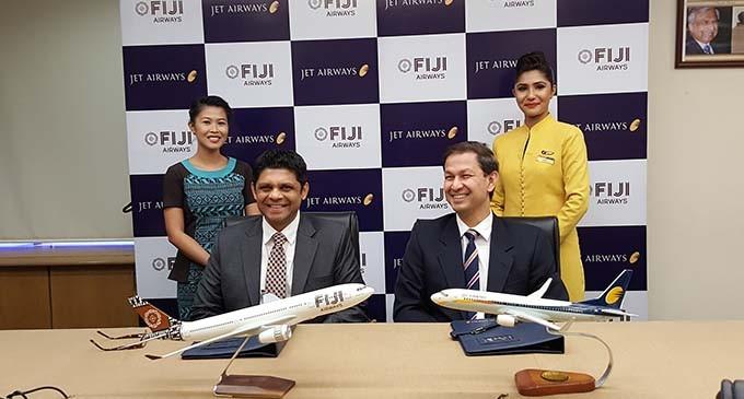 Flight Codeshare Announced