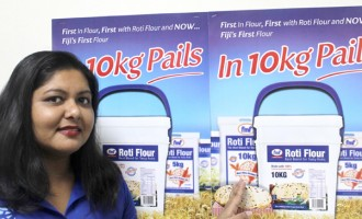 FMF Foods Limited sells Roti aFlour in pails