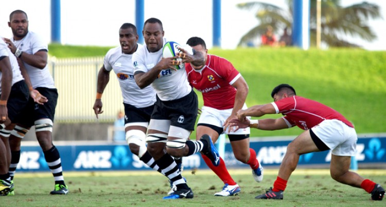 Mixed Start For Fijian Warriors