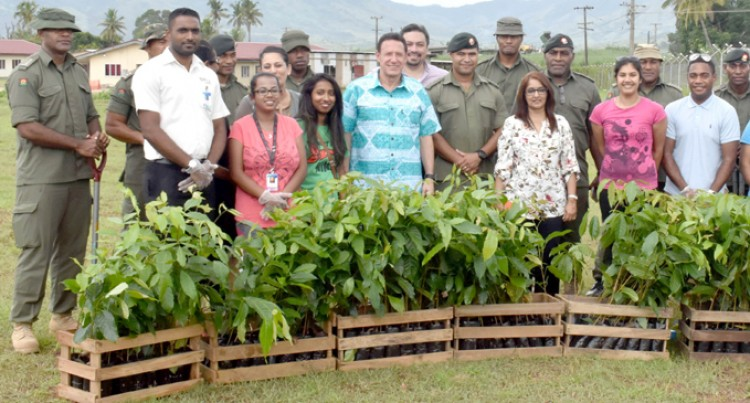Fiji Airways Environment Project Launched
