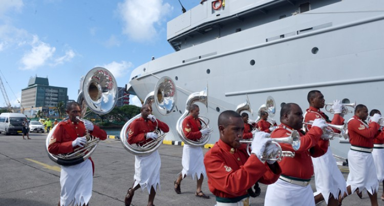 Vessel Makes First Voyage To Suva