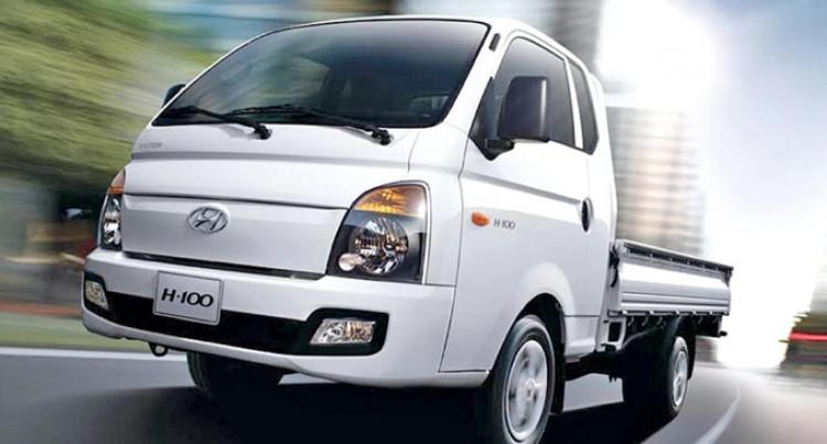 Hyundai H100 Sets New Standards For Light Trucks, Now Here