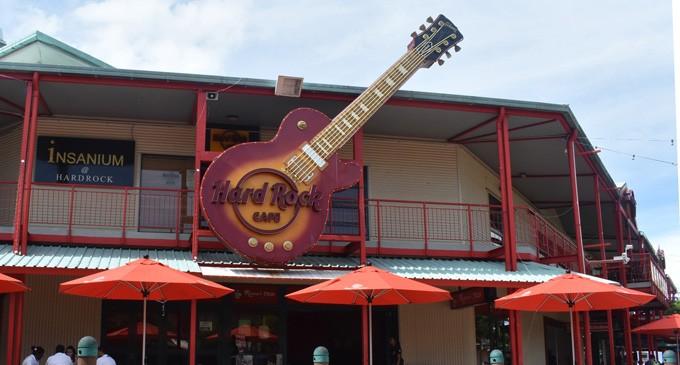 $3M Upgrade For Hard Rock Café