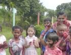 Kindergarten Kids Treated to Holi Delight