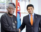 UNs Population Fund  Executive Director  Pays Courtesy Call