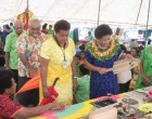 Ministry Of Women  Acknowledges Tailevu Women's Craft works