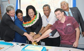 Senior health officers advised to 'step up'
